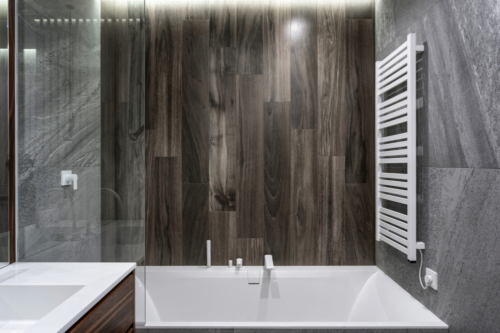 Considerations for electric heating in the bathroom