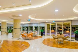 Advantages of recessed lighting for hotels